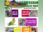 View More Information on Caversham Wild Life Park