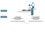 View More Information on CBD Law