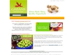 View More Information on Cazans Gourmet Foods