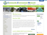 View More Information on CCCEN CENTRAL COAST COMMUNITY ENVIRONMENT NETWORK