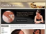 View More Information on Cecile's Costume Jewellery