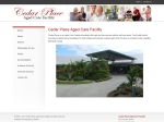 View More Information on Cedar Place Age Care Facility
