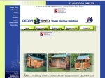 View More Information on Cedar Shed Industries