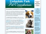 View More Information on Cedardale Park