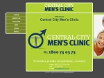 View More Information on Central City Medical Practice & Men's Clinic