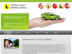 View More Information on Central Coast Driving Schools