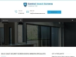 View More Information on Central Insect Screens