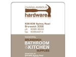View More Information on Charalambous Hardware