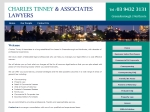 View More Information on Charles Tinney & Associates