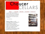 View More Information on Chaucer Cellars