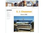 View More Information on Cheesman S.J.
