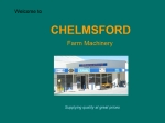 View More Information on Chelmsford Farm Machinery