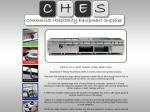 View More Information on Ches Pty Ltd