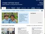 View More Information on Chester Hill Public School