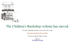 View More Information on Children's Bookshop The
