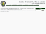 View More Information on Christian Reformed Churches of Australia In NSW, St marys