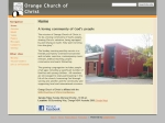 View More Information on Church Of Christ Orange