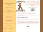 View More Information on Cinnamon Catering