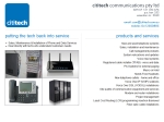 View More Information on Cititech Communications