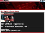 View More Information on City Car Care, Tuggeranong