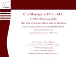 View More Information on City Massage