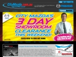 View More Information on City Mazda, Melbourne