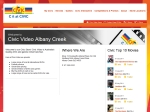 View More Information on Civic Video, Albany Creek