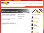 View More Information on Civic Video, Applecross