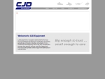 View More Information on CJD Equipment, Newcastle