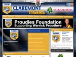View More Information on Claremont Football Club (Inc)
