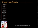 View More Information on Classic Color Studios