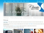 View More Information on Classic Shutters, Ballajura