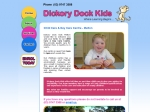 View More Information on Dickory Dock Kids Melton