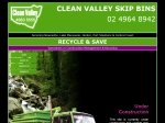 View More Information on Clean Valley