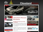 View More Information on Cleveland Nissan & Bayside Daihatsu, Cleveland