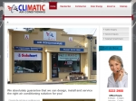 View More Information on Climatic Air Conditioning Pty. Ltd.
