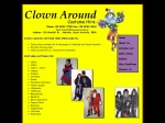 View More Information on Clown Around Costume Hire