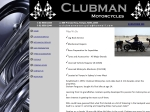 View More Information on Clubman Motorcycle Rentals