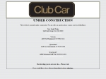 View More Information on A Club Car Golf Car