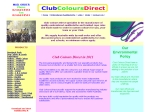 View More Information on Club Colours Direct