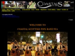 View More Information on Coastal Scottish Pipe Band Wa Inc.