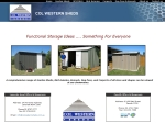 View More Information on Col Western Sheds Pty Limited, Penrith