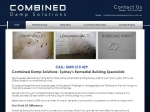 View More Information on Combined Damp Services
