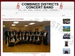 View More Information on Combined Districts Concert Band