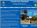 View More Information on Comfort Inn Glenfield