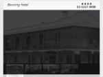 View More Information on Bowning Hotel