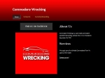 View More Information on Commodore Wrecking