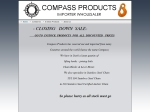 View More Information on Compass Products, Northgate