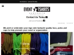 View More Information on Event T-Shirts Australia
