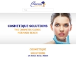 View More Information on Cosmetique Solutions